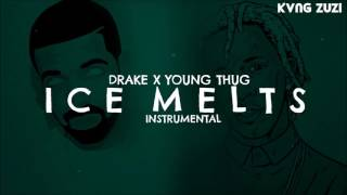 "Drake (feat. Young Thug) - ""Ice Melts"" 