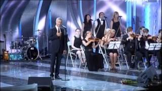 Alessandro Safina - ''Parla più piano'' (Godfather's theme) 2013 Новая Волна