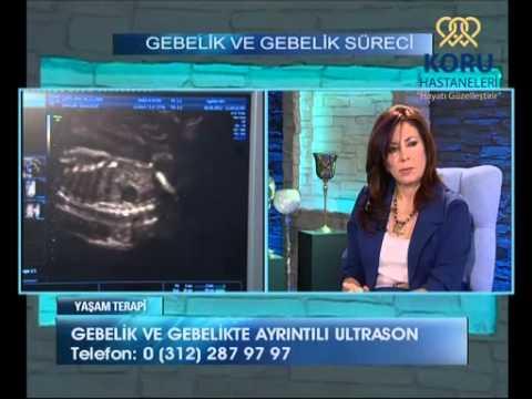 Gebelikte ayrıntılı ultrason nasıl yapılır (Prof. Dr. Aydan BİRİ) (koruhastanesi.com)