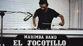 El Jocotillo Marimba Band - Rain Dance (Extracto)