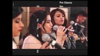 Woodshed Demo - Mirrors cover by Boyce Avenue ft. Fifth Harmony (original by Justin Timberlake)