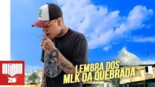 MC Cassiano - Lembra dos mlk da Quebrada (Deejhay Pedro) 2018