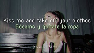 Ariana Grande - Imagine (Lyrics & Sub Español) ♡