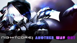 Nightcore - Another way out [Hollywood Undead]