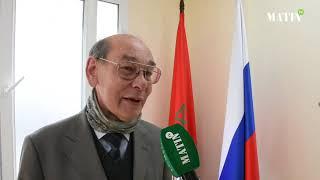 Culturel Russe de Rabat:Cérémonie de remise des prix aux lauréats de différentes activités artistiques et culturelles