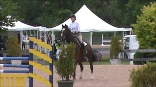Counterfoil at Blue Rock Classic 2013 JrAO Jumpers Sunday