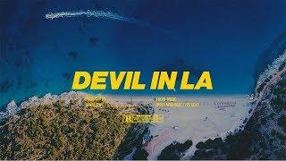 """Devil in LA"" - jhus x Drake Type Beat l Afro Beat Instrumental"