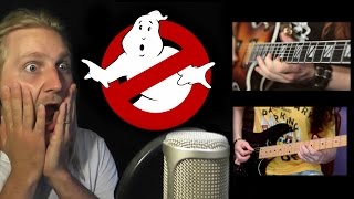 GHOSTBUSTERS THEME (Metal Cover)