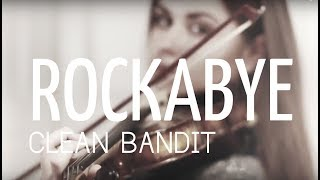 Clean Bandit - Rockabye ft. Sean Paul & Anne-Marie | Ada Furmaniak violin cover