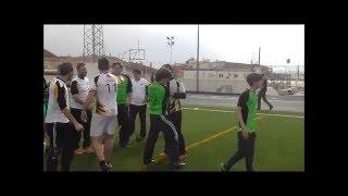 Celebración victoria Fianna (música) - Jugg de oro - Fin IV Winter Cup