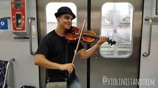 Chuva de arroz- Luan Santana (Violino Cover)