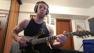 Metallica - Now That We're Dead Cover By Brauner