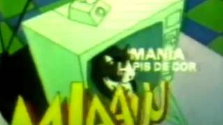 Propaganda Original do Lp A Gata Comeu - Nacional