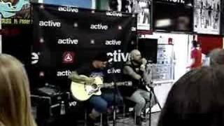 demon hunter acoustic Thorns