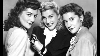 The Andrews Sisters - Underneath The Arches 1948