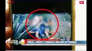 Video Pelajar Pakai Seragam Mojok Mesum Di Alun Alun Kota Bojonegoro   BIP 12/02