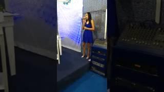 Bruna Karla- Jamais deixarei você ( cover Helen Souza)