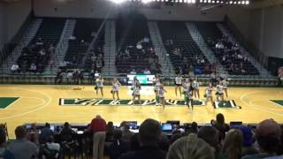 Loyola University Maryland Dance Team (Capsize/Cold Water/Don't Wanna Know mix) '16