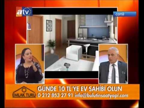 """Evviva Yaşam Merkezi Atv Avrupa bölüm 2 canlı yayını  """"www.evvivaevleri.com"""""""