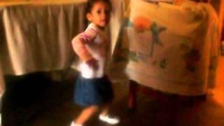 sophia minha filha dançando funk