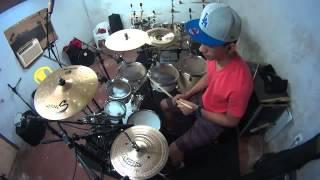 O melhor baterista de forró do mundo