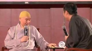 12/1/2011 - 陈大惠�师访谈净空法师 (上集)