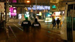 Fusillade à Strasbourg : 1 mort et 9 blessés sur le marché de Noël - Le tireur en fuite