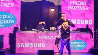 Fred De Palma e Shade Freestyle di apertura [MTV Digital Days]