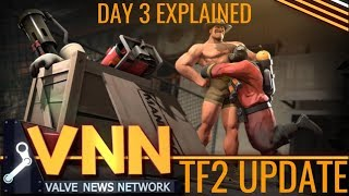 TF2 Pyro Update Day 3 Explained