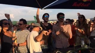 Miguel Rendeiro - B Party 2015 - Rooftop braga  - assalto ao arranha céus - underground
