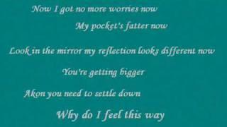 YouTube Akon The Rain lyrics