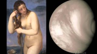 Céu da Semana Ep. #139 - Os Nomes dos Planetas e Luas - 14 a 20/1/2013