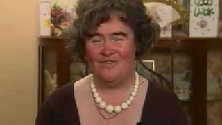 "Susan Boyle, ""Whistle Down The Wind"""