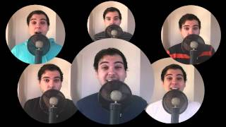 The Days - Avicii ft. Robbie Williams (acapella cover)
