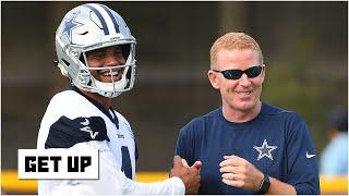 Jerry Jones won't fire Jason Garrett if the Cowboys lose to the Bills – Adam Schefter | Get Up