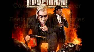 Lindemann - Cowboy Lyrics