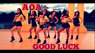 AOA (에이오에이) | GOOD LUCK (굿럭) | DANCE COVER