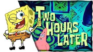 47 Spongebob Time Cards in 4:3 ▶ Free Download durch Hirnschmalz ⚪ 1080p [ Deutsch / German ]