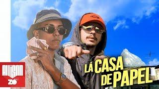 MC Lipi e MC Teko - La Casa de Papel (DJ KR3 e DJ CK) 2018