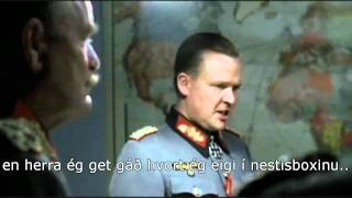 Hitler og  bolludagurinn