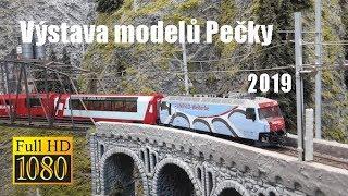 Výstava modelů Pečky, 25.5.2019