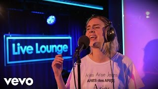 Snakehips, MØ - Don't Leave in the Live Lounge