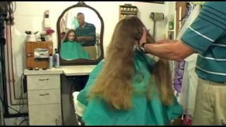 preview clip of Kristen Jones' Pixie Haircut