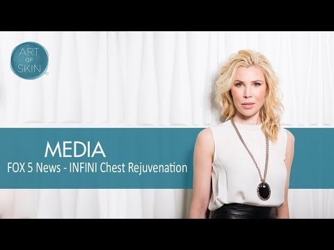 Chest Rejuvenation part I: Microneedling Radiofrequency Treatment – INFINI