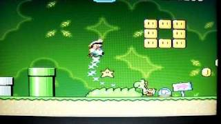 Super Mario World Cheats on PC XD