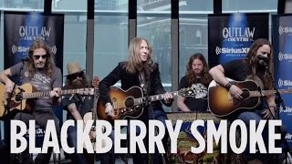 """Blackberry Smoke """"Rock and Roll Again"""" Live @ SiriusXM // Outlaw Country"""