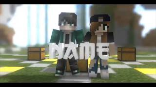 Epic Minecraft Animation TOP Intro Template #342  AE + C4D  + Free Download