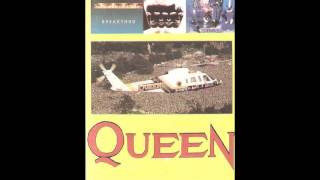 Queen - The Invisible Man BEST VERSION EVER!!! (Original Audio Cassette)