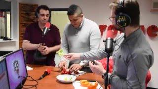 Adel Dakkar (Top Chef) | Le défi du poivron
