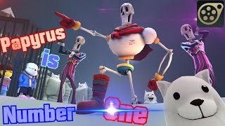 [SFM Undertale] Papyrus IS NUMBER ONE